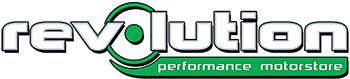 Reovlution logo white