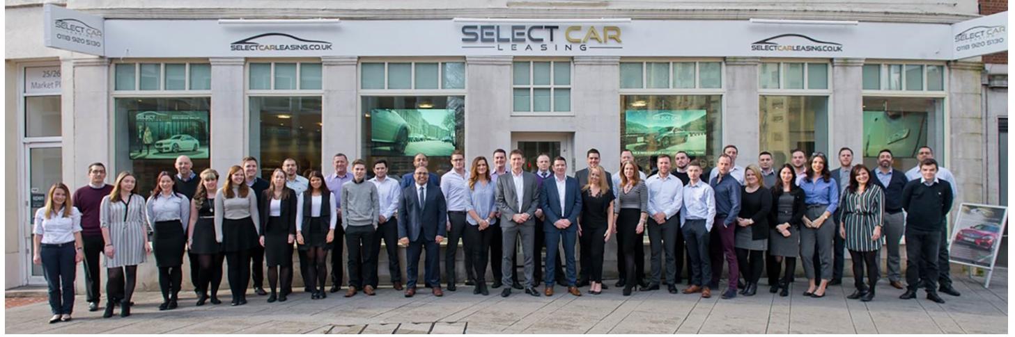 Select Car Leasing Team